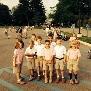 BTS school yard 1 - 4