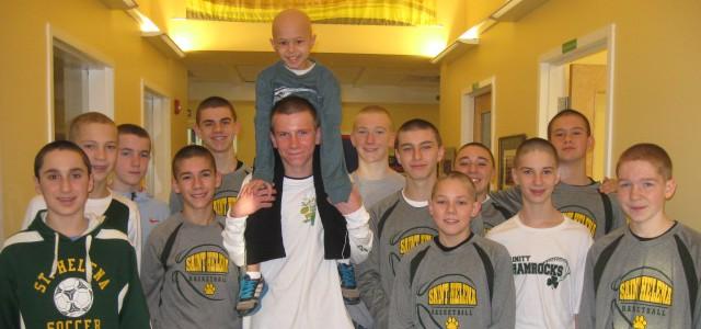 8th Grade Boys and Landon