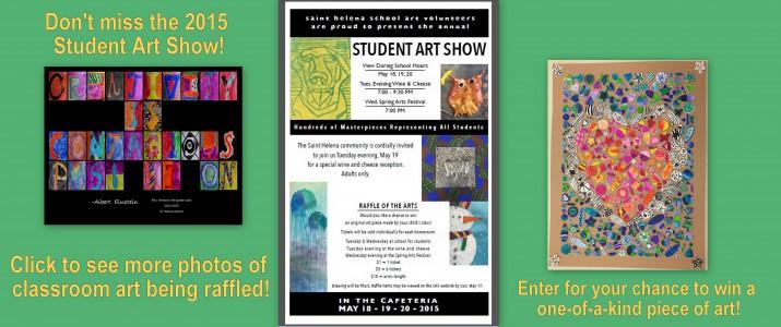 Student Art Show 2015