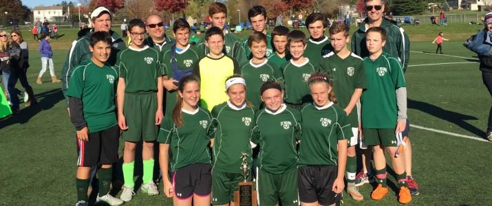 8th Grade Soccer