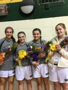 8th grade basketball girls