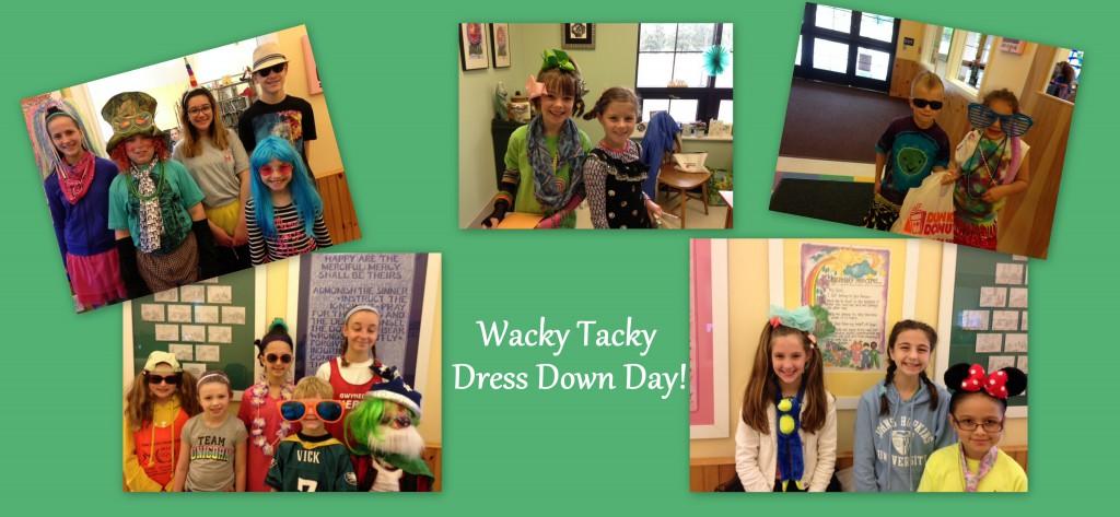 Wacky Tacky Day 2016