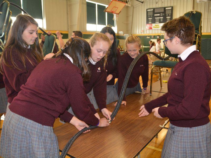 8th Grade STEM Project - Saint Helena School