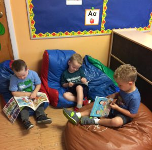 SHS Preschool Reading